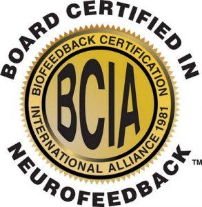 neurofeedback board certified