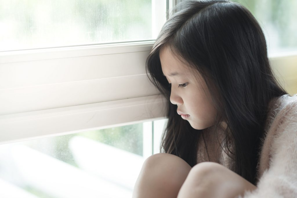 46996146 - portrait of asian beautiful sad girl at the window,vintage filter